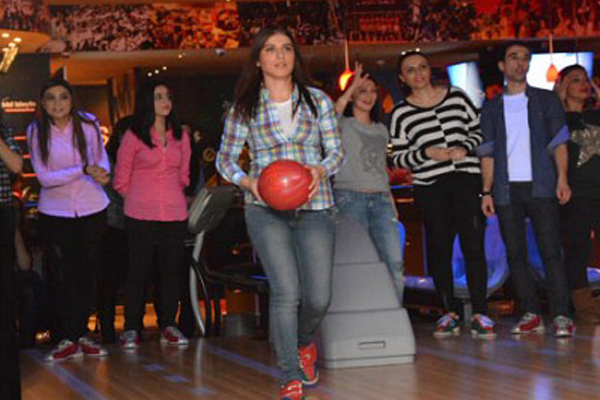 MZ GROUP bowling